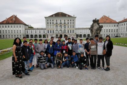 Trip to Germany & Italy, 2018