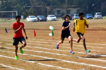 Sports Day, 2017